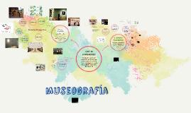 Museografía y Montaje Museográfico