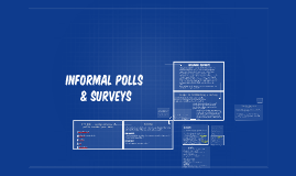 Polling and Surveys