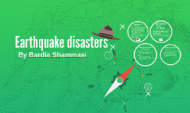 Earthquake disasters