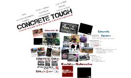 #ConcreteTough TCA Dallas