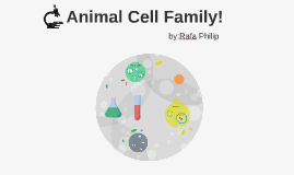 Animal Cell Family!