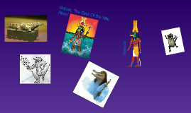 Ancient Egypt: Sobek God Of The Nile
