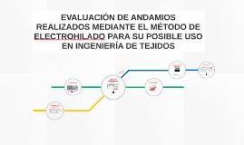 Copy of EVALUACIÓN DE ANDAMIOS REALIZADOS MEDIANTE EL MÉTODO DE ELEC