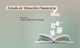 Copy of Estado Situación Financiera