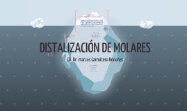 DISTALIZACION DE MOLARES