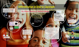 Differentiation in Diverse Classroom