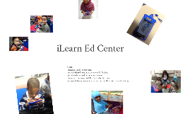 ilearn Ed Center