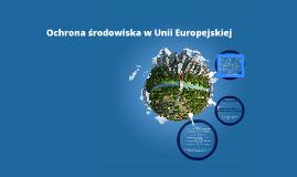 Ochrona środowiska w UE