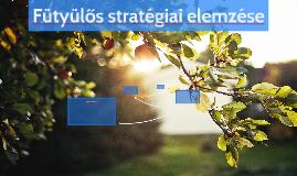 Fütyülős stratégiai elemzése