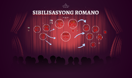 Copy of SIBILISASYONG ROMANO
