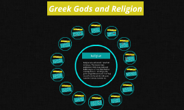Greek Gods and Religion