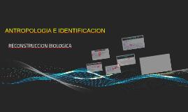 ARQUEOLOGIA E IDETIFICAION