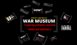 War Museum: Wartime Culture and Ephemera