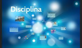 Lección 6 Disciplina