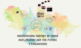 Copy of Presentation: history of books