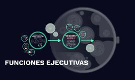 NEUROANATOMÍA DE LAS FUNCIONES EJEVUTIVAS