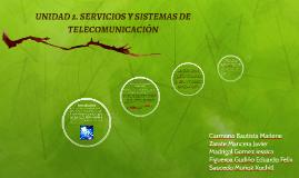 Copy of UNIDAD 2. SERVICIOS Y SISTEMAS DE  TELECOMUNICACIÓN