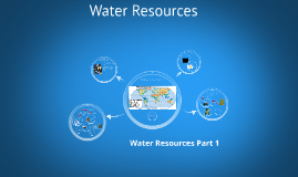 Water Resources 1