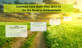 Common Core August 19th Math