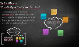 Creativity, Activity and Service