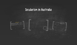 Secularism in Australia