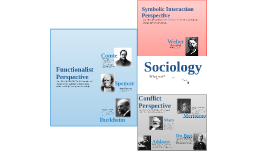 Intro to Sociology and the 3 Sociological Perspectives