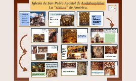 Iglesia de San Pedro Apóstol de Andahuaylillas