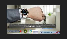 Suicidio en Costa Rica