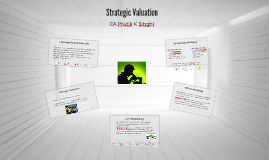 Strategic Valuation VCCT