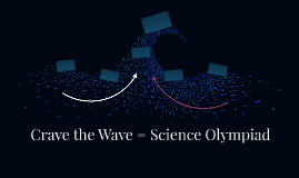 Crave the Wave = Science Olympiad