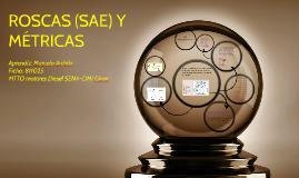 Copy of Roscas (SAE) y milimétricas