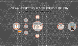 UTHSC Department of Occupational Therapy