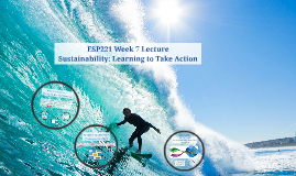 Copy of ESP221 Wk7 - Sustainability: Learning to Take Action