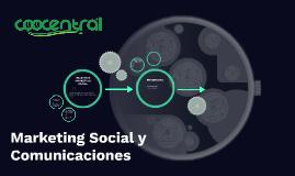 Marketing Social y Comunicaciones