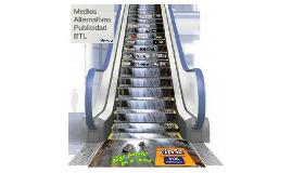 Medios Alternativos - Publicidad BTL