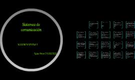 Elementos de un sistema de comunicación: