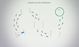 PRESENTACIÓN HONDURAS