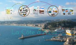 Copy of PACA: Provence Alpes Côte d'Azur