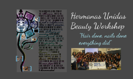 HaU BEAUTY Workshop