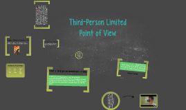 Copy of Third Person Limited Point of View