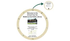Medicine Hat Public Library Virtual Tour