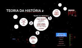 Teoria da História 2