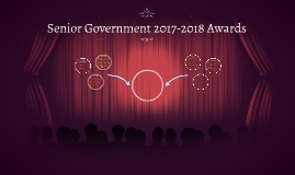 Senior Government 2017-2018 Awards