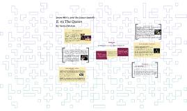 R. vs The Queen
