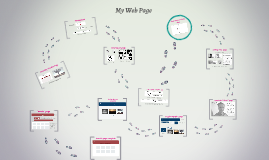 Creating My Web Page