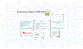 Copy of Copy of Economía chilena 1990-2014