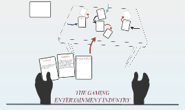 Copy of THE GAMING ENTERTAINMENT INDUSTRY