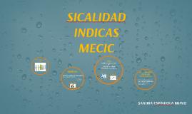 INDICADORES DE CALIDAD EN EL SERVICIO