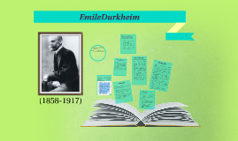 Copy of Método Sociológico de EmileDurkheim