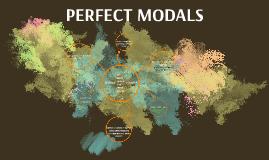 PERFECT MODALS - ENGLISH B1